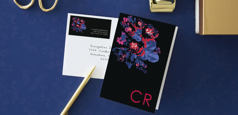 Charlotte_Ronson_Tiny Prints Personal Stationery Collection